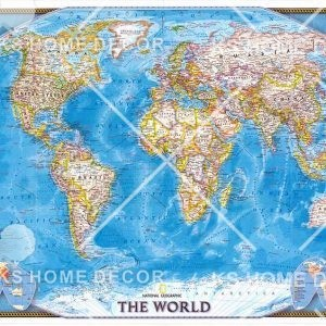 world map wallpaper